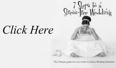 7 Steps to a stress free wedding ebook